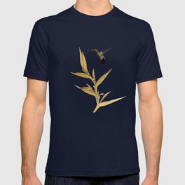 Hummingbird & Flower II T-shirt