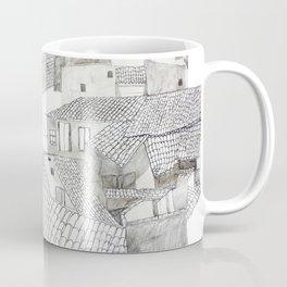 Spanish Old Town Coffee Mug