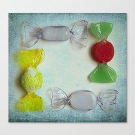 murano sweets Canvas Print