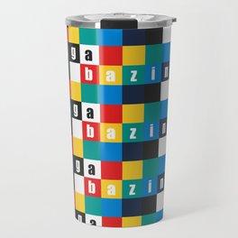 Bazinga! Travel Mug
