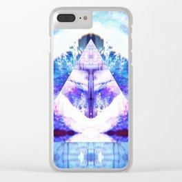 Triad Clear iPhone Case