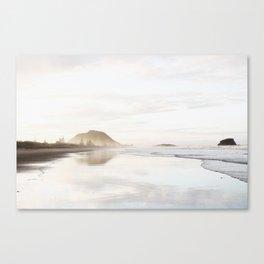Mount Maunganui Canvas Print