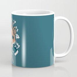 Fox and the House Coffee Mug