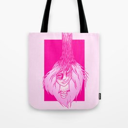 Crooked Grin Tote Bag