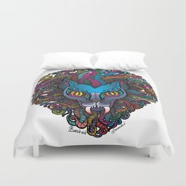 Bastet - The Tentacle Collection Duvet Cover