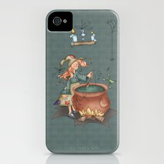 Witch iPhone (4, 4s) Slim Case