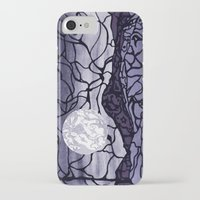 cracked iPhone & iPod Cases featuring Cracked by Mel Moongazer