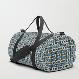 Patta Pattern Duffle Bag