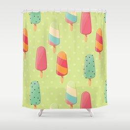 Ice cream 001 Shower Curtain