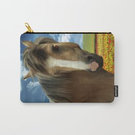 Sooty Palomino Carry-All Pouch