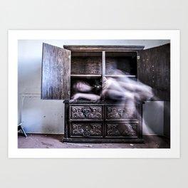 Impasse - Dresser Art Print