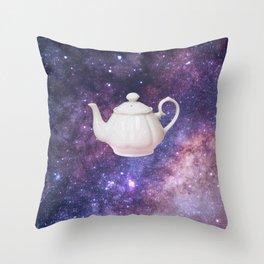Russell's Teapot Throw Pillow