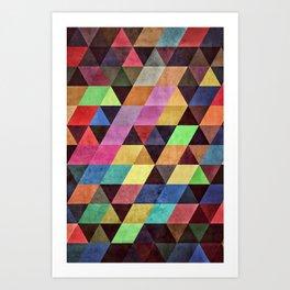 Myltyvyrss Art Print