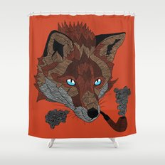 FOX&PIPE Shower Curtain