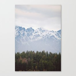 Remarkables Canvas Print