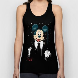 Mr Mickey Unisex Tank Top