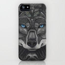 Lobo Illelo iPhone Case