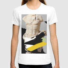 heroic semi-nudity T-shirt