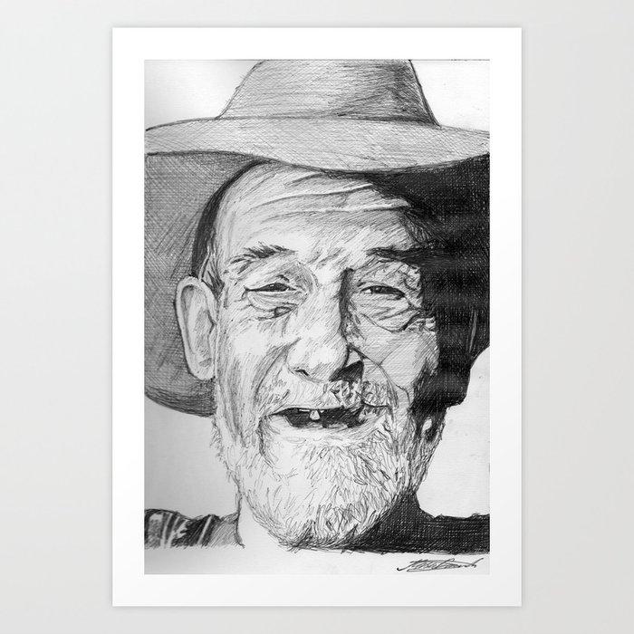 OLDDY Art Print