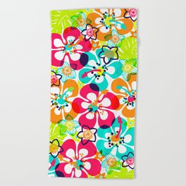 Tropics Beach Towel