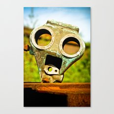 Billy Bot Canvas Print
