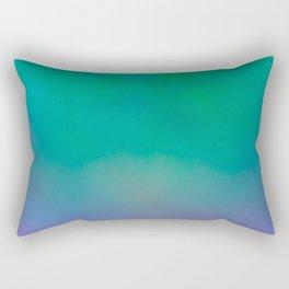 Powder Drop I Rectangular Pillow