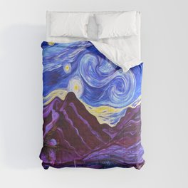 Maui Starry Night Comforters