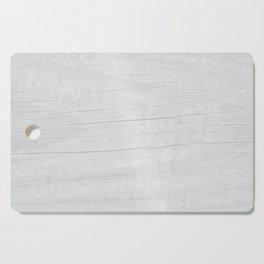 Gray Weathered Wood Cutting Board