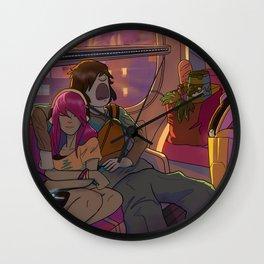 Long Day Wall Clock