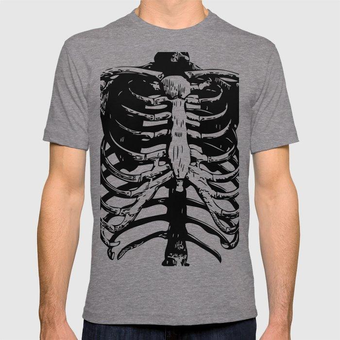 Skeleton Ribs | Skeletons | Rib Cage | Human Anatomy ...