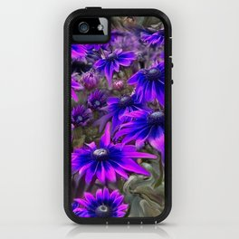 Blacklight Moment in the Gloriosa iPhone Case