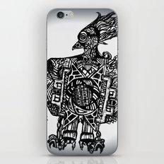 Robotic Bird iPhone & iPod Skin