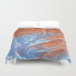 Cockles of My Heart Duvet Cover