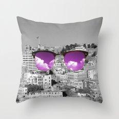 iCity Throw Pillow