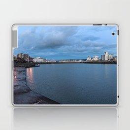 Weston-super-Mare Marine Lake Laptop & iPad Skin