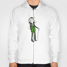 Loki (in Suit) (the Avengers) Hoody