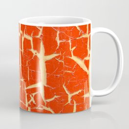 Chinese Paint Coffee Mug