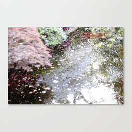 melody of spring Canvas Print