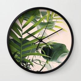 Tropical Mix Wall Clock