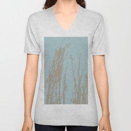 Trees Unisex V-Neck