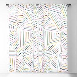 Ab Linear Rainbowz Blackout Curtain