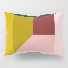 Abstract room Pillow Sham