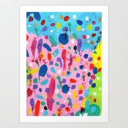Spring II Art Print