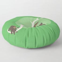 Teeter Totter Floor Pillow