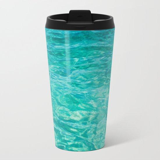 Cabo Water Metal Travel Mug