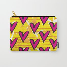 Joy 2 by Kathy Morton Stanion Carry-All Pouch