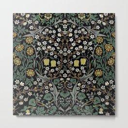 William Morris Blackthorn Metal Print