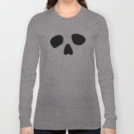 Skull eyes Long Sleeve T-shirt