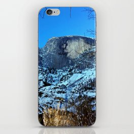 Yosemite National Park - Half Dome iPhone Skin
