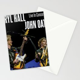 HALL OATES LIVE IN CONCERT TOUR DATES 2019 BAKSO Stationery Cards